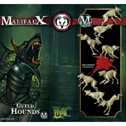 Набор миниатюр Guild Hounds (WYR20123)