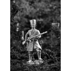 Сержант девятого линейного полка 1799 год (493)