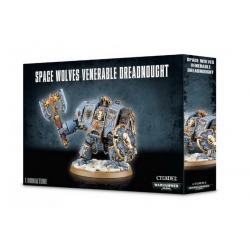 Space Wolves Venerable Dreadnought (Мастистый дредноут Космоволков) 53-12