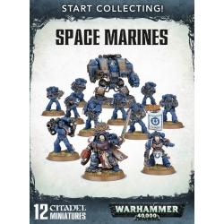 Начни собирать! Косомодесантники (Start Collecting! Space Marines) (70-48)