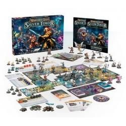 Вархаммер квест: Серебряная Башня (англ.) (Warhammer Quest: Silver Tower) (WQ-01-60)