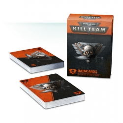 Команда Ликвидаторов: Инфокарты (Kill Team Datacards) (102-02-60)