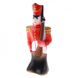 "Rubber toy ""Soldier"" (784808)"