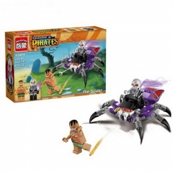 "Constructor ""Battle with the Spider"", 73 pieces and 2 mini-figures (1390224)"