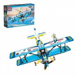 "Constructor ""Biplane plane"", 354 parts (2604742)"