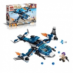 "Constructor ""Assault helicopter"", 275 parts (2604752)"