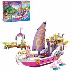 """Конструктор """"Яхта принцессы"""", 456 деталей (3000343)"""