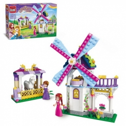 "Constructor ""Rainbow mill"", 210 parts (3000338)"