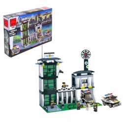 "Constructor ""Police station"", 211 parts (408047)"