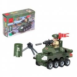 """Constructor """"Mini Tank"""", 69 parts (573738)"""
