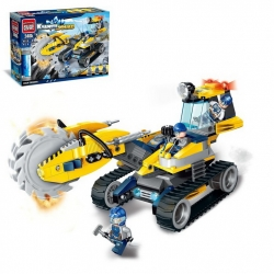 "Constructor ""Stone Crusher"", 279 parts (3000327)"