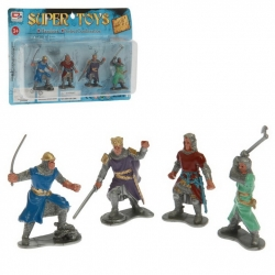 "A set of knight figures ""Order"", 4 pieces (2617258)"