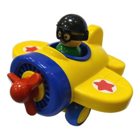 """Инерционный самолетик """"Детский сад"""" (С-123-Ф)"""