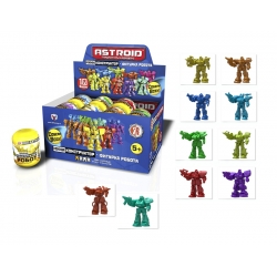 "Designer mini ""Astrod"", in a capsule, 16 pcs. in the showbox (10 species) (00870)"