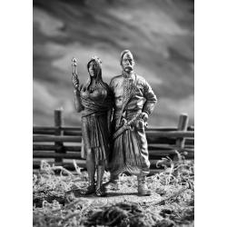 Казак и казачка (530)