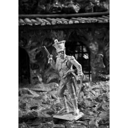 Лейтенант пехотного полка Герцогства Варшавского (515)
