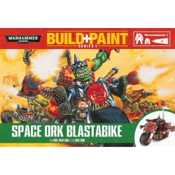 BUILD+PAINT: SPACE ORK BLASTABIKE (20-35)