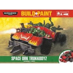 СОБЕРИ И ПОКРАСЬ Космические Орки-Транспортники (SPACE ORK TRUKKBOYZ) (20-34)