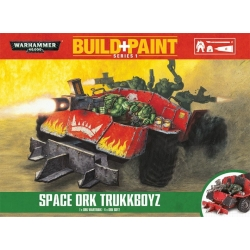 BUILD+PAINT: SPACE ORK TRUKKBOYZ (20-34)