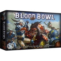 Настольная игра Blood Bowl (на русском языке) (2016) (200-01-21)