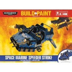 BUILD+PAINT: SPACE MARINE SPEEDER STRIKE (20-31)