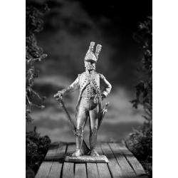 Офицер драгунского полка Наполеона 1798 год (533)