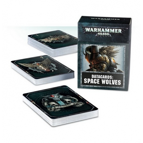 Datacards: Space Wolves (53-02-60)