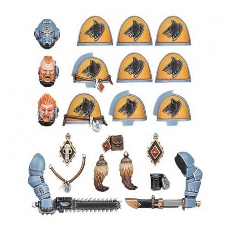 Space Wolves Primaris Upgrades (53-25)