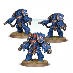 "Easy To Build: Space Marine Primaris Aggressors (""Легко собрать: Примарис Захватчики Космодесантников"") 48-86"