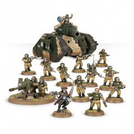 Start Collecting! Astra Militarum (70-47)