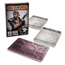 Necromunda: Orlock Gang Cards (English) 300-13-60