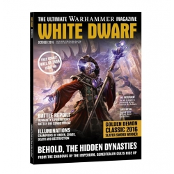 WHITE DWARF. OCTOBER 2016 (WD10-60)