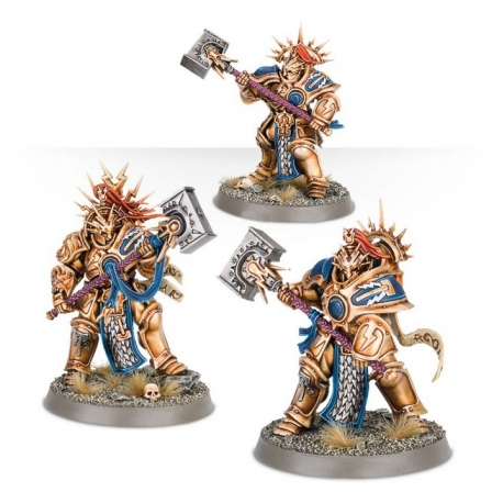 A Warhammer Age Of Sigmar: Lord-Relictor (80-16-60-1)