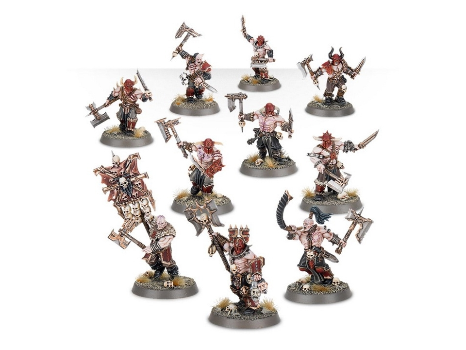 A Warhammer Age Of Sigmar 10 Bloodreavers 80 16 60 8