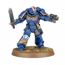 Dark Imperium Primaris Space Marines Lieutenant with Power Sword 40-01-60-4