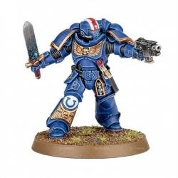 Dark Imperium Primaris Space Marines Lieutenant with Power Sword 40-01-60-4