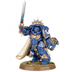 Dark Imperium Primaris Space Marines Captain in Gravis Armour 40-01-60-7