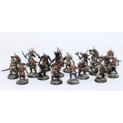 DARK IMPERIUM 20 миниатюр Death Guard Poxwalkers 40-01-60-9
