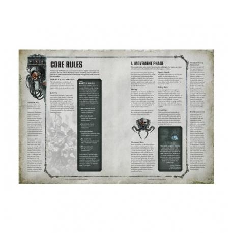 """Dark Imperium: Rule 12"""" (Линейка 12 дюймов) 40-01-60-15"""