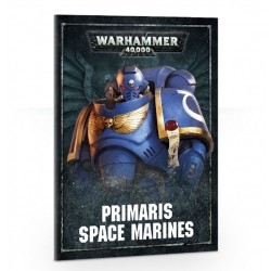 Dark Imperium: Book with the rules and background for the Primaris Space Marines (40-01-60-17)