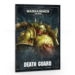 Dark Imperium: Book with the rules and background for the Death Guard (40-01-60-18)