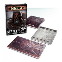 """NECROMUNDA: Orlock Gang Cards (ENG) (Карточки """"Некромунда: Банда Орлок (англ.)"""") 300-13-60"""