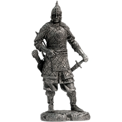 Татарский знатный воин, 14 век (EK-75-04)