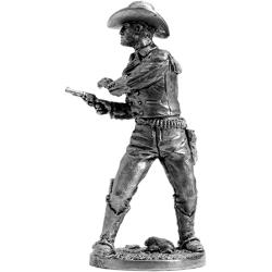Ковбой стреляющий (WW-17)