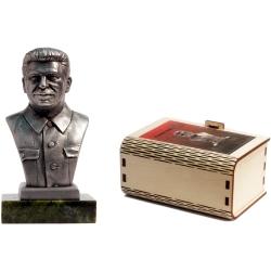 Бюст Сталин И.В.