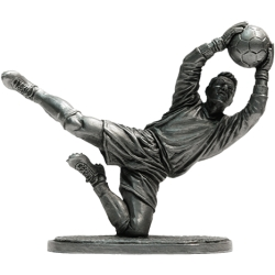 "Footballer ""goalkeeper"" (spt-05)"