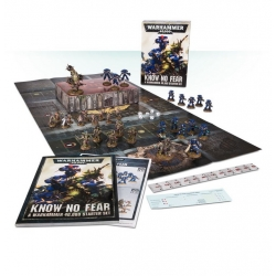 Know No Fear: A Warhammer 40,000 Starter Set (40-03-21)