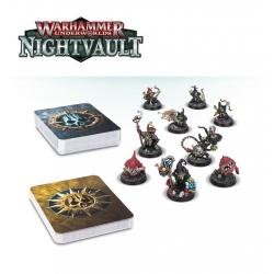 Warhammer Underworlds: Nightvault - Zarbags Gitz (110-36-21)