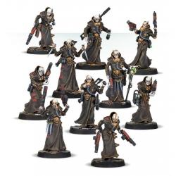 Necromunda: Delaque Gang (300-36)