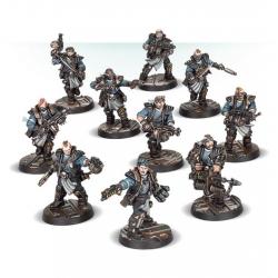 Necromunda Orlock Gang (Банда Орлок) 300-20